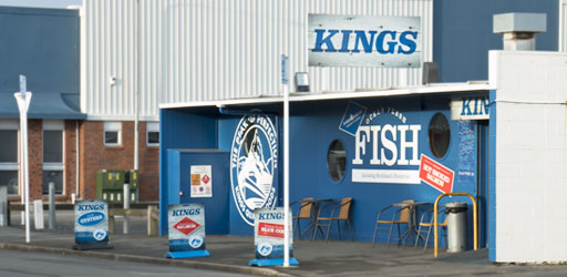 Market takeaways kings for Kings fish market